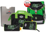 Set Green Spider 5teilig