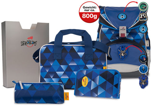 Set Boys 5teilig exclusiv ErgoFlex
