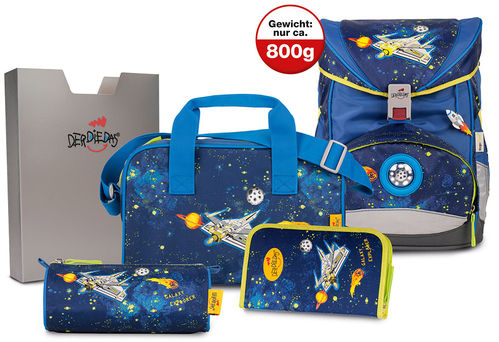 Set Galaxy Explorer 5teilig exclusiv ErgoFlex