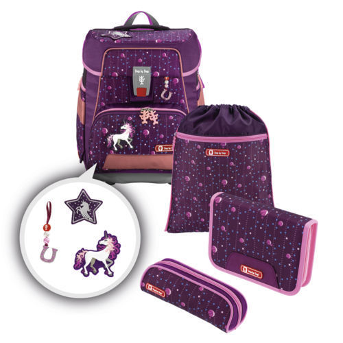e-Space Dream Unicorn Set 5-teilig