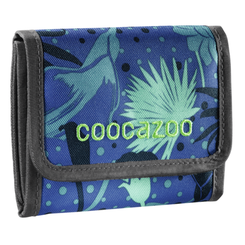 Cash Dash Tropical Blue