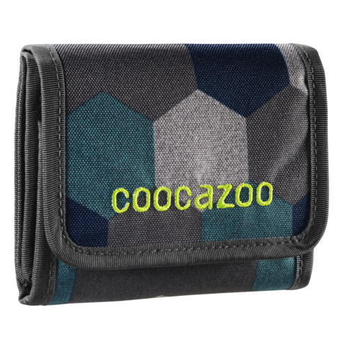 Cash Dash Blue Geometric Melange